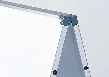 ■両面タイプ:両面タイプには樹脂製の丁番を使用しています。
