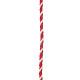 紅白幕紐 紐 6mm径 4間用(8.7m)(23951)