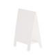 テーブルA POP 両面仕様 (1枚入) Mサイズ カラー:ホワイト (56937WHT)
