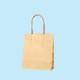 手提袋 スムースバッグ 16-09 ナチュラル (300枚セット)