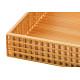 底板は小口が見えない内込め加工など細部までこだわり抜いた仕上がり。