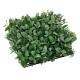 ハーブナチュラルマット (壁掛け/壁面用人工観葉植物) 高さ10cm 光触媒 (444B50)