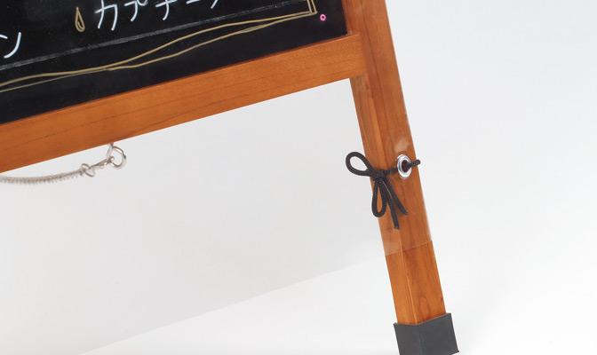 A型ボード用レインカバーの図面